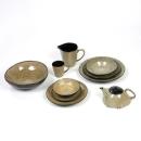 Lambert Kalimera Teller Stoneware, D 23 cm, H 3,5 cm,...