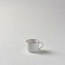 Lambert Piana Espressotasse Porzellan, H 5 cm, D 6,5 cm,...