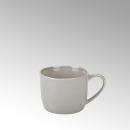Lambert Piana Espressotasse Stoneware, grau D6,5cm, H5cm...