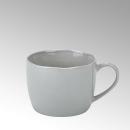Lambert Piana Kaffee-/Teetasse Stoneware, grau D 9,5 cm,...