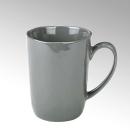 Lambert Piana Henkelbecher Stoneware, anthrazit D 8,5 cm,...
