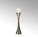 Lambert Laza Bodenwindlicht m/Glaseinsatz rund Aluminium...