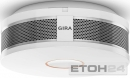 Gira Rauchwarnmelder Dual Q DIN14604, vernetzbar...