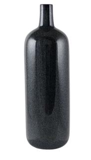 Kaheku Flaschenvase Isanka blau 10 Ø 32h Keramik 968010752