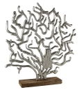 Kaheku Koralle Tonga silber vernickelt 48h Aluminium 845047297