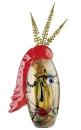 """Gilde GlasArt Design-Vase """"Visuale"""" mehrfarbig,..."""