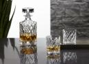 Kaheku Whiskyglas Scan 350ml Kreuzschliff klar, Höhe...