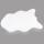Casablanca Deko Kunstfell Eisbär weiss 60x90cm  Höhe: 90 cm  Breite: 60 cm 38576