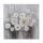 Casablanca Ölbild Dandelion weiss/grau/creme 100x100  Höhe: 100 cm  Breite: 100 cm 52301