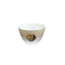 Goebel Blume des Lebens Weiß - Teelicht Yin Yang...