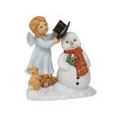 Goebel Frostys Schutzengel Weihnachtsbäckerei...