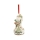 Goebel Jahresglocke Santa 2019 Fitz & Floyd Christmas Collection 51001211