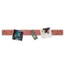 Romanowski Design Magnetleiste,mit 12 Magneten, Kupfer...