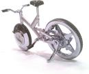 Romanowski Design Tischuhr Mountainbike SF941