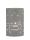 """Gilde Lampe Ellipse """"City"""" zweiseitig geprickelt, grau gespritzt Fassung E 14 max. 40 Watt 220-240 V L=10,0 cm B= 18,0 cm H= 27,0 cm 22891"""