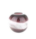 """Gilde GlasArt Vase rund """"Grano""""..."""