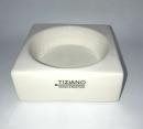 Tiziano Castello mini eckig 10x10 cm creme 750135
