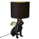 "Casablanca Lampe Hund ""Flying Bulli"" Poly ...."