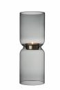 Iittala Lantern Kerzenhalter - 250 mm - Dunkelgrau