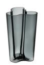 Iittala Alvar Aalto Vase Finnlandia - 251 mm - Grau
