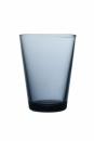 Iittala Kartio Glas - 40 cl - Regenblau - 2 Stück
