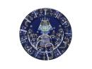 Iittala Taika Teller - 27 cm - Blau