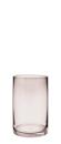 Kaheku Vase Motala Zylinder rosa, Ø 12 cm, H= 20...