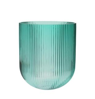 Kaheku Kübel Relax Struktur seegrün, Ø 17 cm, H= 20 cm   420637468