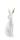 Kaheku Figur Stuart Hase weiss, H= 23,5 cm   859024020