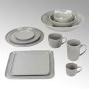 4er Set von Lambert Piana Kaffee-/Teetasse Stoneware,...