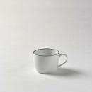 4er Set von Lambert Piana Kaffee-Teetasse Porzellan, H 7...