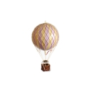 Authentic Models Ballon Floating The Skies, Lavender AP160L