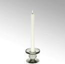 Lambert Andratx Leuchter Glas rauchgrau, H 7 cm, Ø...