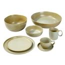 Lambert Bacoli Henkelbecher Stoneware mit Reaktivglasur,...