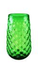 Kaheku Vase Giada grün, Ø 18 cm, Höhe 34...