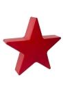 8Seasons Shining Star Ø 80 cm (rot) 32074
