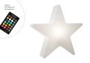 "8Seasons Shining Star ""Merry Christmas"" Ø 60 cm (Solar) 32493S"