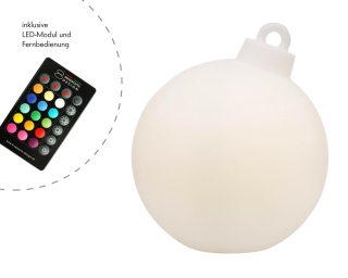 8Seasons Shining Christmas Ball (LED)  32374L