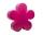 8Seasons Shining Flower Ø 60 cm (pink) 32425