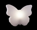 8Seasons Shining Butterfly 40 cm (LED) 32460L