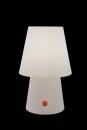 8Seasons No. 1 White 30 (3-stufige LED mit Akku) 32542L