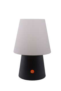 8Seasons No. 1 Anthrazit 30 (3-stufige LED mit Akku) 32543L