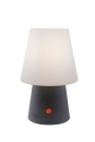 8Seasons No. 1 Grey 30 (3-stufige LED mit Akku) 32546L