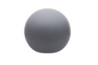 8Seasons Shining Globe Ø 30 cm Grey 42418