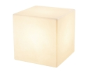 8Seasons Shining Cube 33 cm Sand 42401