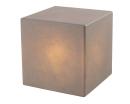 8Seasons Shining Cube 33 cm Taupe (Solar) 42403S