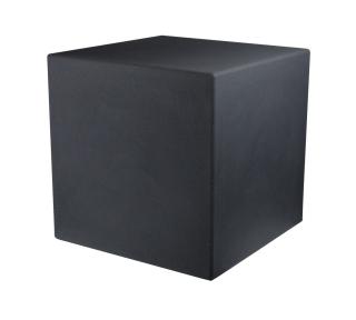 8Seasons Shining Cube 43 cm Anthrazit 42404