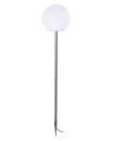 8Seasons Globe Ø 30 cm on Stick 100 cm (LED) 32535L