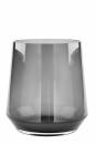 Fink Linea, Vase, Windlicht, Glas, grau, H= 22 cm,...