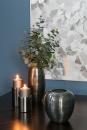 Fink Africa, Vase, Eisen, antik grau, H= 28 cm, Ø...